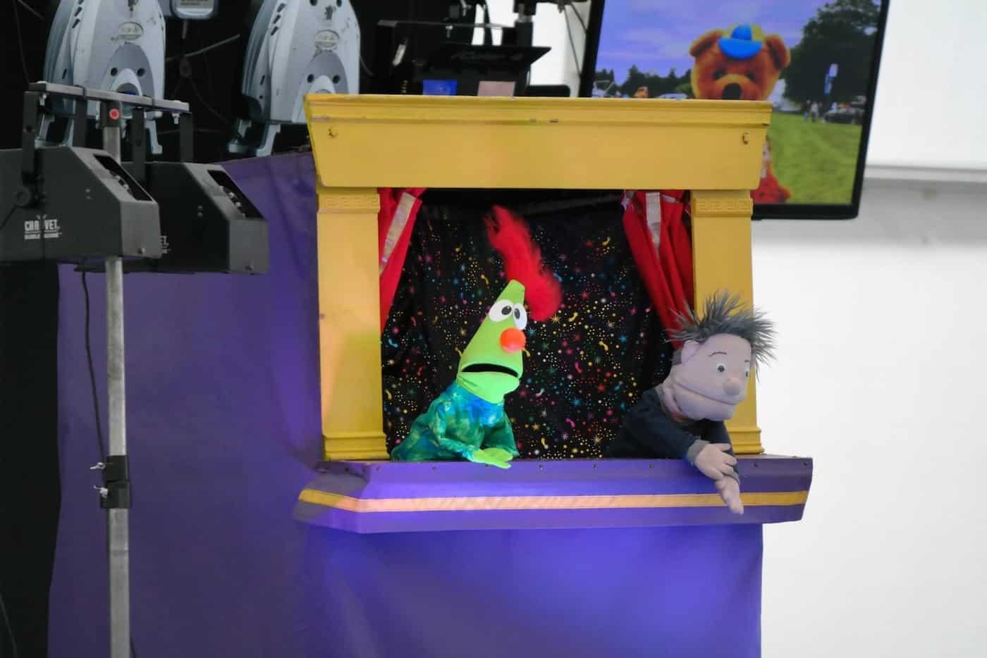 children's puppet show wakefield