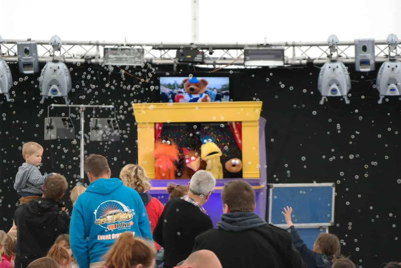 Children's entertainer Rotherham