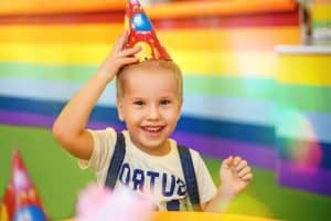 Children's / kids birthday party entertainment Leeds, hull, york