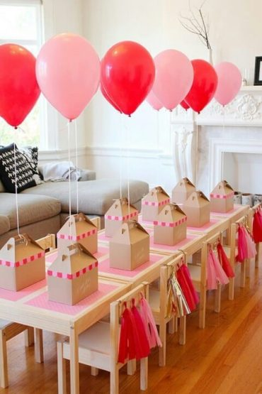 What's the best decorations for a children's party?
